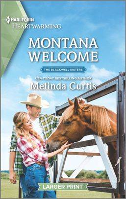 * Review * MONTANA WELCOME by Melinda Curtis