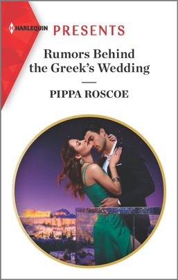 * Review * RUMORS BEHIND THE GREEK'S WEDDING by Pippa Roscoe