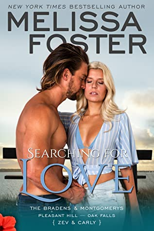 * Review * SEARCHING FOR LOVE by Melissa Foster