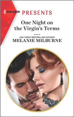 * Review * ONE NIGHT ON THE VIRGIN'S TERMS by Melanie Milburne