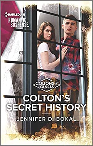 Colton's Secret History by Jennifer D. Bokal