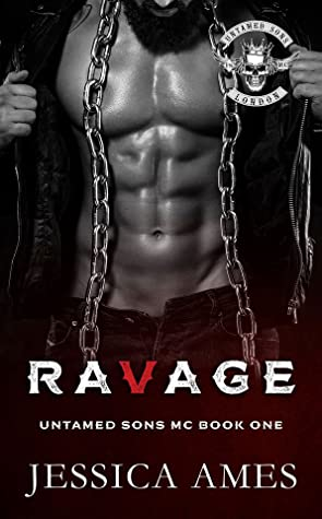 * Release Blitz/Review * RAVAGE by Jessica Ames