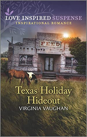 * Review * TEXAS HOLIDAY HIDEOUT by Virginia Vaughan