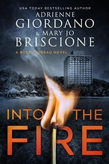 * Review * INTO THE FIRE by Adrienne Giordano