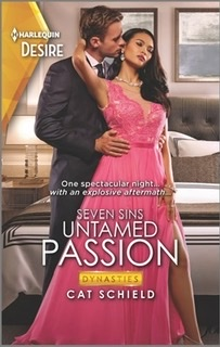 * Review * UNTAMED PASSION by Cat Schield