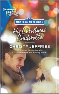 His Christmas Cinderella by Christy Jeffries