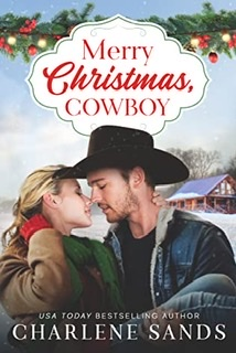 * Review * MERRY CHRISTMAS, COWBOY by Charlene Sands