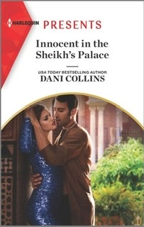 Innocent in the Sheikh's Palace by Dani Collins