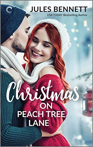 Christmas on Peach Tree Lane by Jules Bennett