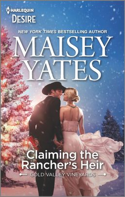 * Review * CLAIMING THE RANCHER'S HEIR by Maisey Yates