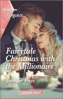 * Review * FAIRYTALE CHRISTMAS WITH THE MILLIONAIRE by Jennifer Faye