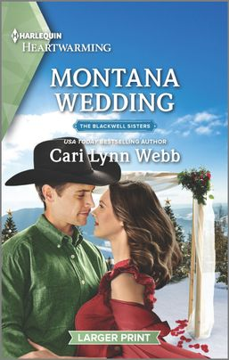 * Review * MONTANA WEDDING by Cari Lynn Webb