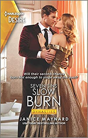 Slow Burn by Janice Maynard
