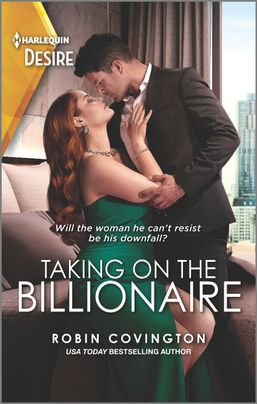 * Release Blast/Review/Giveaway * TAKING ON THE BILLIONAIRE by Robin Covington