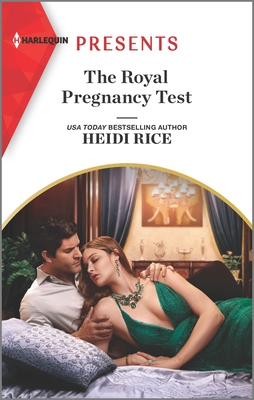 * Review * THE ROYAL PREGNANCY TEST by Heidi Rice