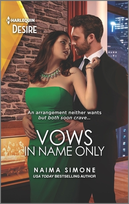 * Review * VOWS IN NAME ONLY by Naima Simone
