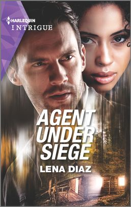 * Review * AGENT UNDER SIEGE by Lena Diaz