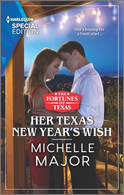 * Review * HER TEXAS NEW YEAR'S WISH by Michelle Major