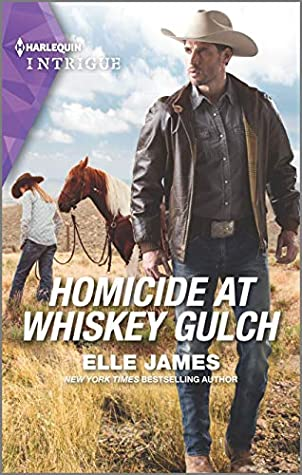 * Review * HOMICIDE AT WHISKEY GULCH by Elle James