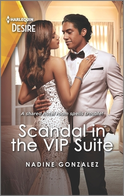 * Review * SCANDAL IN THE VIP SUITE by Nadine Gonzalez