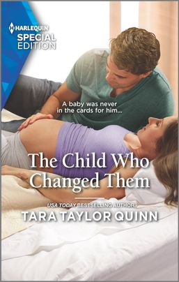 * Review * THE CHILD WHO CHANGED THEM by Tara Taylor Quinn