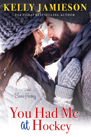 * Review * YOU HAD ME AT HOCKEY by Kelly Jamieson