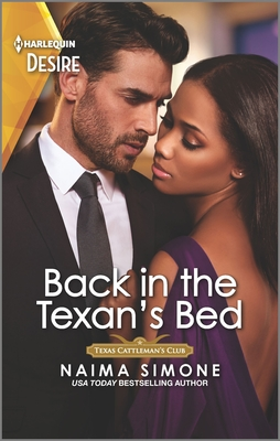 * Review * BACK IN THE TEXAN'S BED by Naima Simone