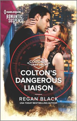 * Review * COLTON'S DANGEROUS LIAISON by Regan Black