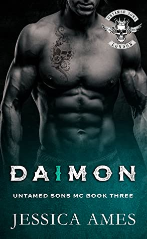 * Release Blast/Review * DAIMON by Jessica Ames