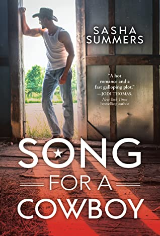 * Review * SONG FOR A COWBOY by Sasha Summers