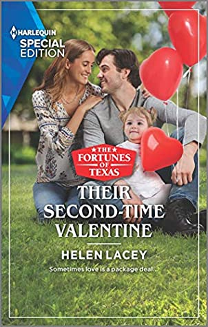 Their Second-Time Valentine by Helen Lacey