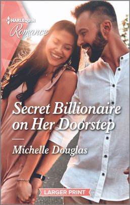 Secret Billionaire on Her Doorstep by Michelle Douglas