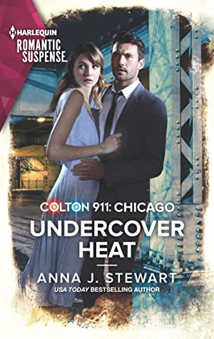 * Review * UNDERCOVER HEAT by Anna J. Stewart