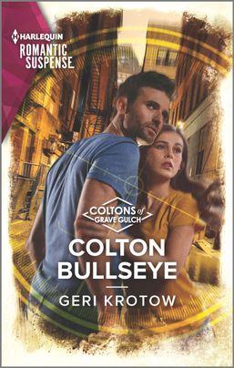 * Review * COLTON BULLSEYE by Geri Krotow