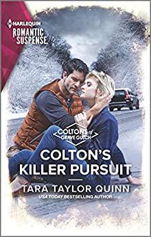 * Review * COLTON'S KILLER PURSUIT by Tara Taylor Quinn