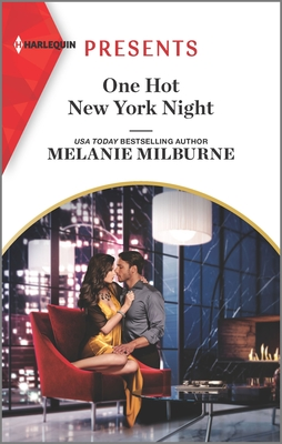 * Review * ONE HOT NEW YORK NIGHT by Melanie Milburne