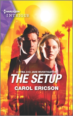 * Review * THE SETUP by Carol Ericson