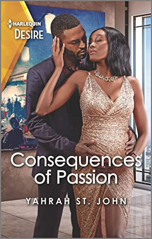 * Release Blast/Review * CONSEQUENCES OF PASSION by Yahrah St. John