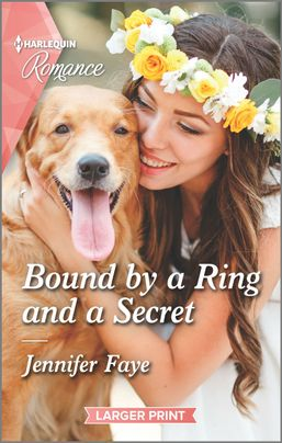 * Review * BOUND BY A RING AND A SECRET by Jennifer Faye