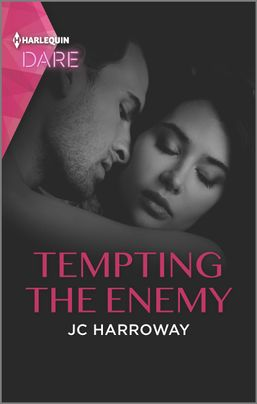 * Review * TEMPTING THE ENEMY by JC Harroway