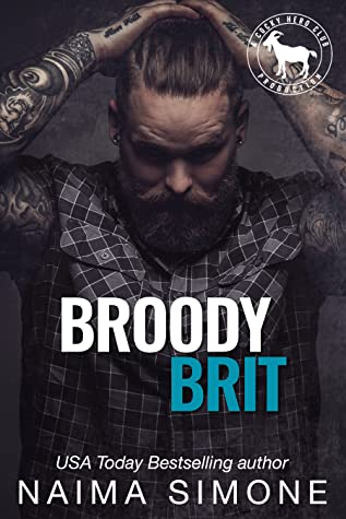 * Release Blitz/Review * BROODY BRIT by Naima Simone