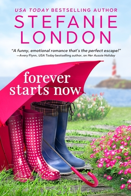 * Review * FOREVER STARTS NOW by Stefanie London