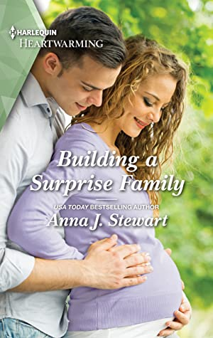 Building a Surprise Family by Anna J. Stewart