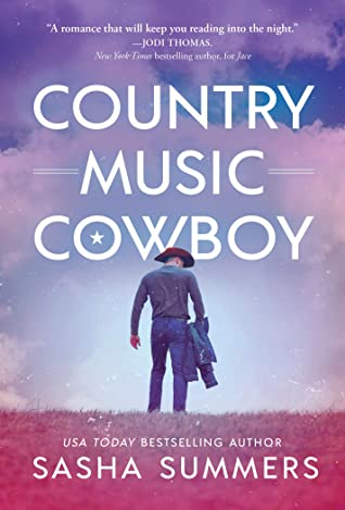 * Review * COUNTRY MUSIC COWBOY by Sasha Summers