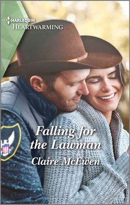 * Review * FALLING FOR THE LAWMAN by Claire McEwen