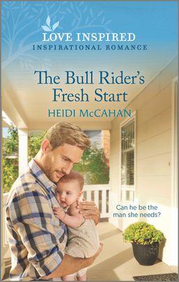 * Review * THE BULL RIDER'S FRESH START by Heidi McCahan