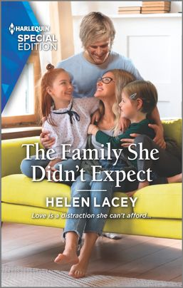 * Review * THE FAMILY SHE DIDN'T EXPECT by Helen Lacey