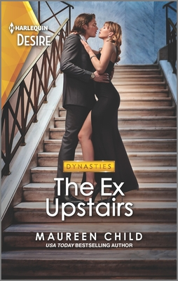 The Ex Upstairs by Maureen Child