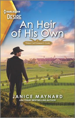 An Heir of His Own by Janice Maynard